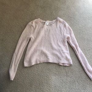Women's Crop Sweater